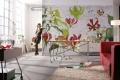 Flowers and Textures (Imagine 2) poszter - Gloriosa