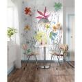 Flowers and Textures (Imagine 2) poszter - Joli