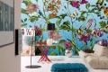 Flowers and Textures (Imagine 2) poszter - Jardin