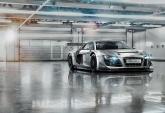 Into Illusions poszter - Audi R8 Le Mans
